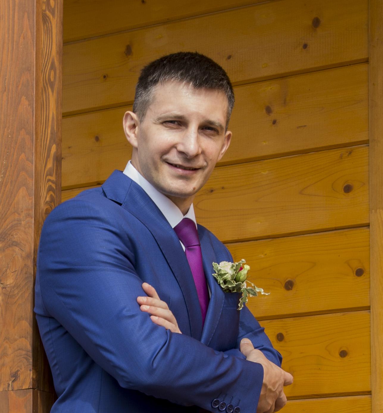 Андрей Аксёнов начальник участка цифровой печати Овсет Принт М