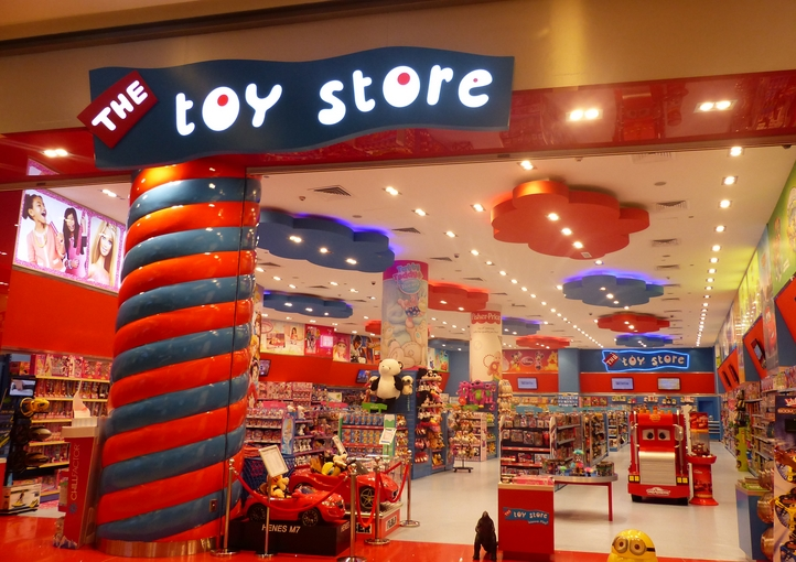 ИТ-рынок - как магазин игрушек